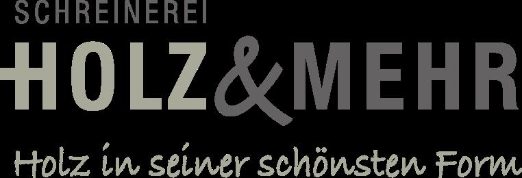 Holz+Mehr_Logo_Schreinerei_1200x375