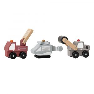 HOLZ & MEHR_100034_Bloomingville Toy Car Multi-Color