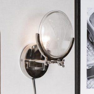 HOLZ&MEHR_100049_3_Riviera Maison_ Triumph Car Wall Lamp